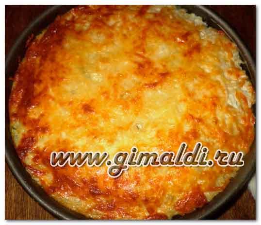 Запеканка из кабачков и манки в духовке рецепты