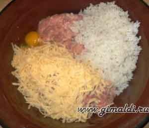 Тефтели с сыром