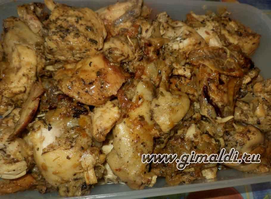 Как приготовить вкусную курицу
