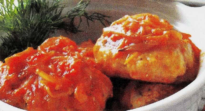 Тефтели со сладким перцем