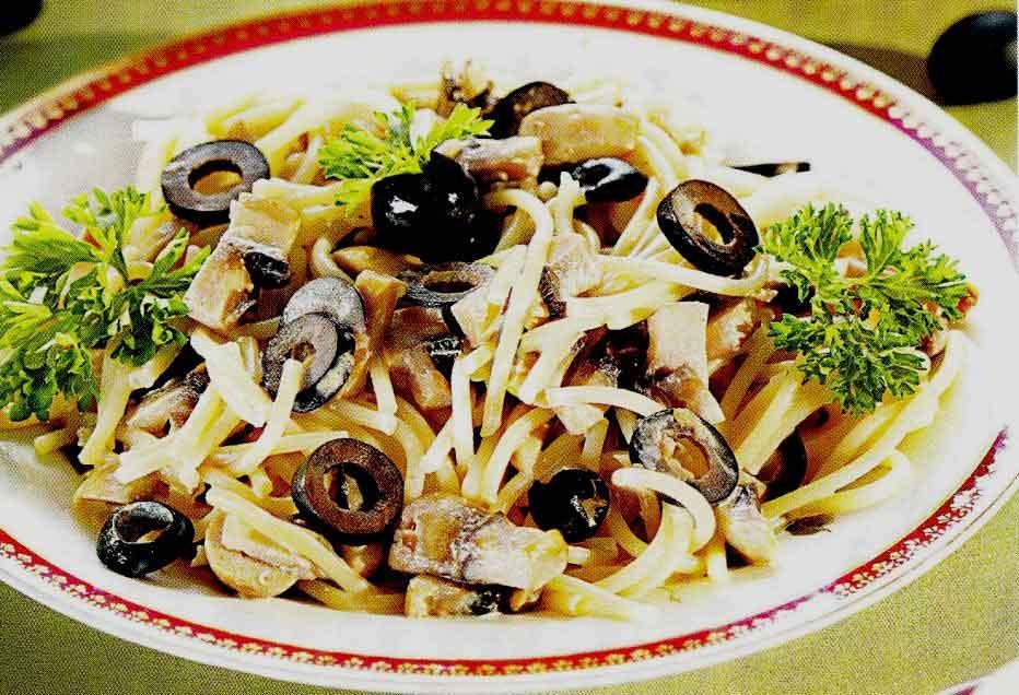 Вермичелли по-тоскански