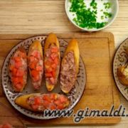 Бутерброды к праздничному столу