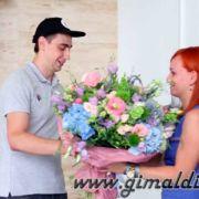 Доставка цветов на день рождения