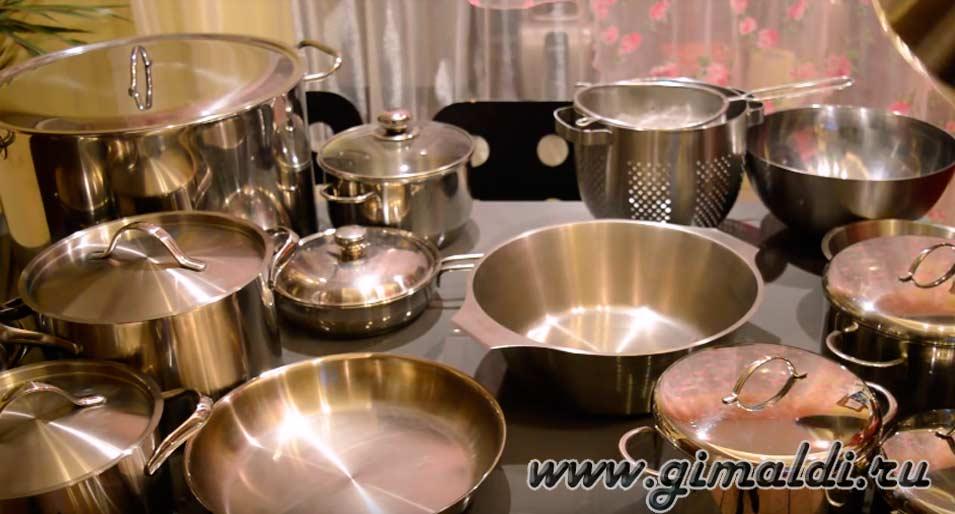 Какую посуду лучше выбрать