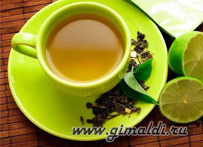 Можно ли понизить давление зеленым чаем