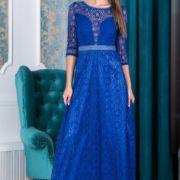 Праздничные длинные платья