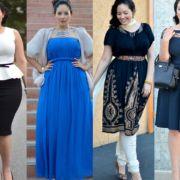 Одежда может скрывать недостатки фигуры