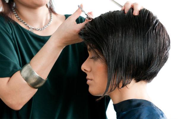 Залог успеха женщины   хорошая стрижка