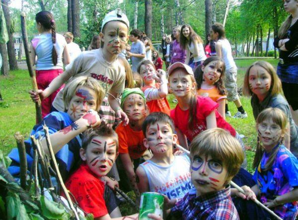 Советы родителям, отдающим своих детей в лагерь.