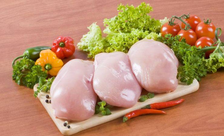 Куриная грудка с овощами. Интернет журнал для женщин