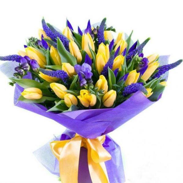 Тюльпаны или самые красивые цветы
