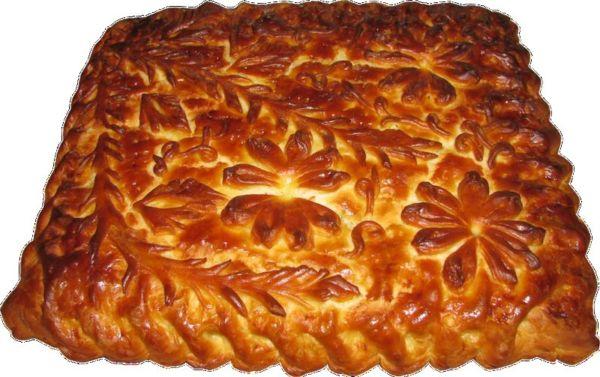 Вкусные и полезные для здоровья пироги
