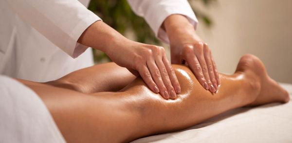 Лимфодренажный массаж.