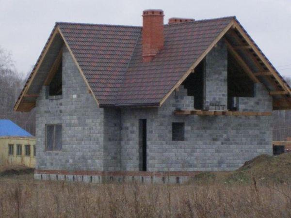 Бетонные пустотные блоки в строительстве