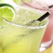 Освежающий напиток в жару