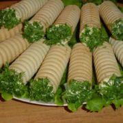 Начинка для вафельных трубочек рецепты
