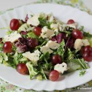 Сырный салат рецепт