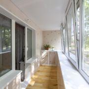 Остекление и отделка балконов под ключ
