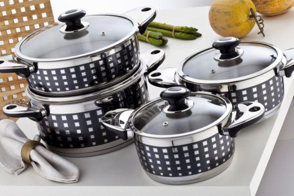 Лучшая посуда для кухни