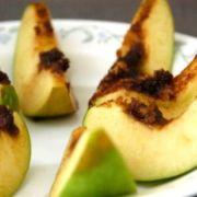 Запеченные яблоки простой рецепт