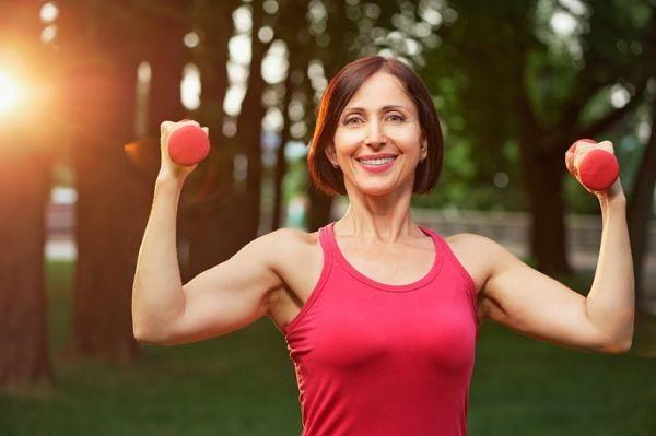 Как похудеть женщине после 50?
