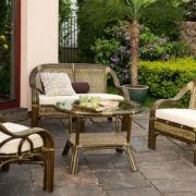 Купить плетеную мебель из ротанга для дачи недорого