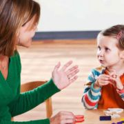 Дизартрия речи у детей