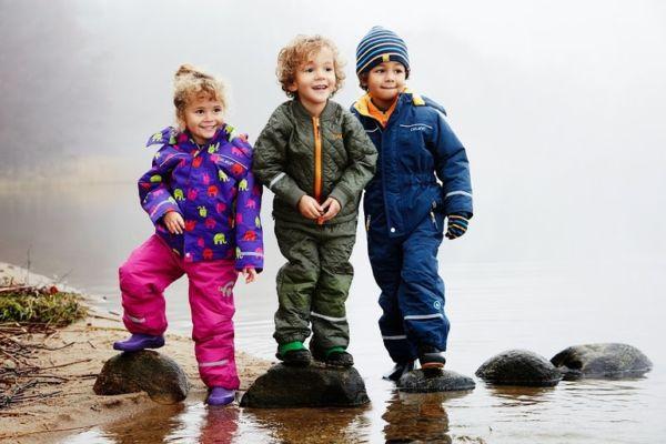 Как подобрать верхнюю одежду ребенку по размеру