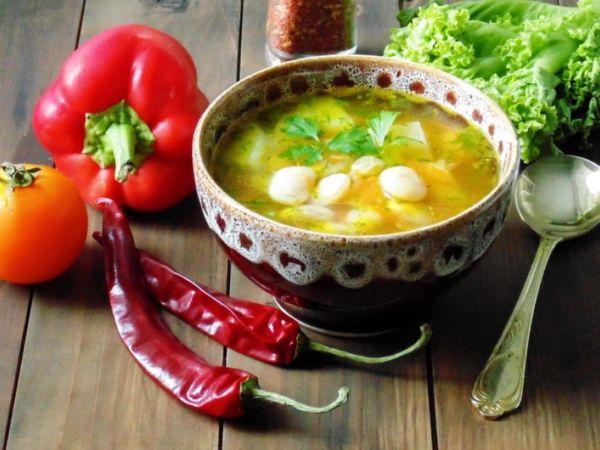 Фасолевый суп приготовить