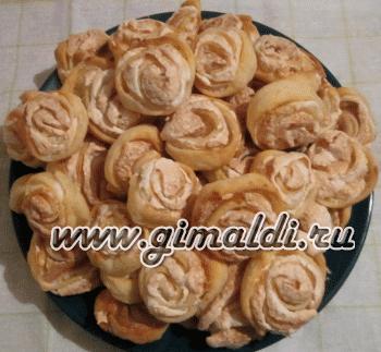 Печенье Киевская Роза