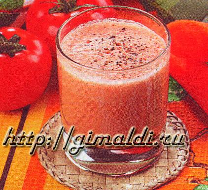 Морковный напиток
