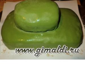 Торт – танк