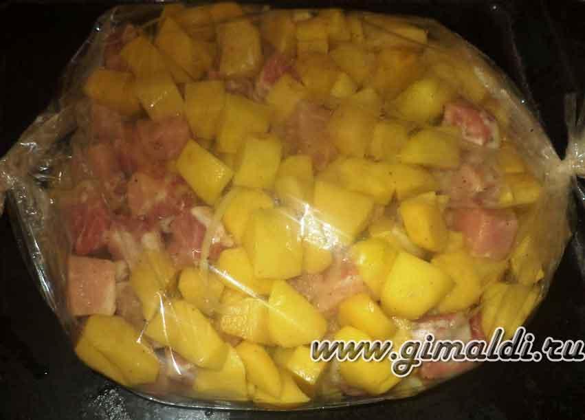 Приготовление вторых блюд