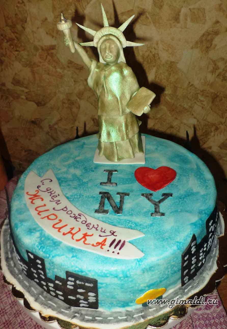 """Торт-чизкейк """"Нью-Йорк"""""""