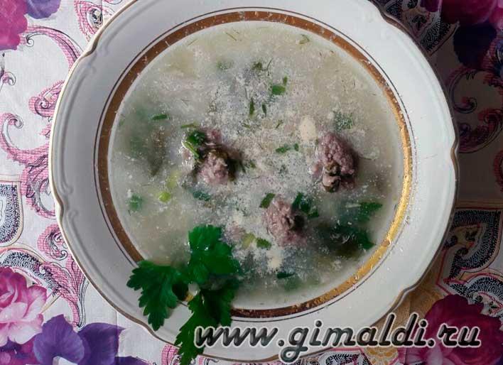 Добавить сметану в щавелевый суп