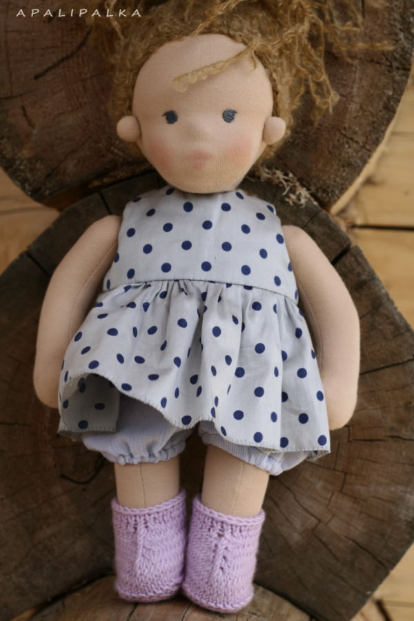 Вальдорфская кукла на заказ.