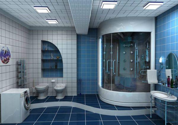Особенности ремонта в ванной комнате.