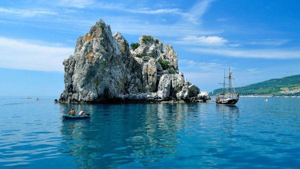 Гурзуф – прекрасное место для отдыха в Крыму
