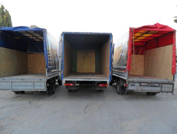 Перевозка грузов и переезды