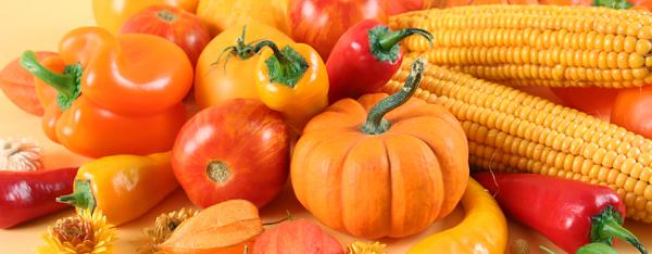 Цвет плодов, ягод и овощей: влияние на здоровье