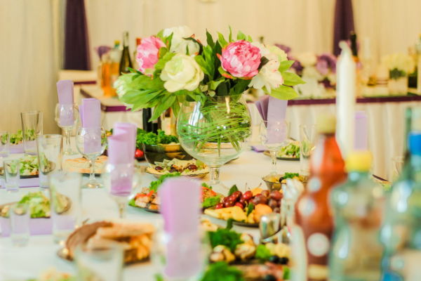 Организация свадьбы, корпоратива и других мероприятий
