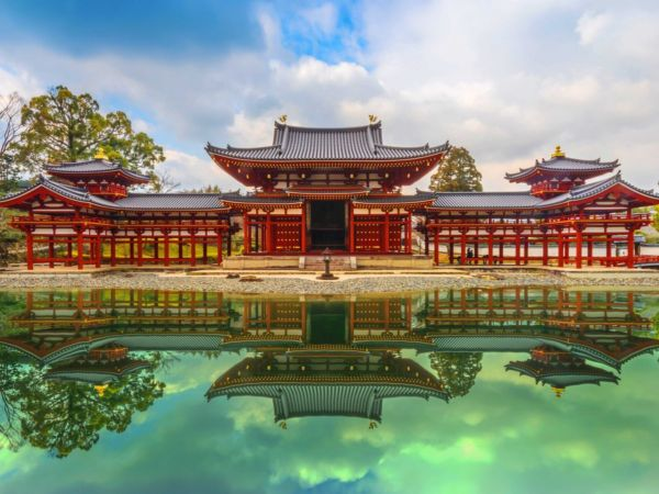 Киото - один из самых красивых городов Японии