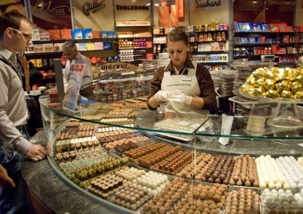 Шоколадные туры по Европе