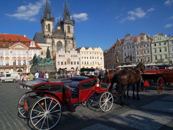 Пора ехать в Чехию!