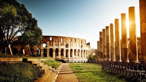 Вечный город Рим, Италия
