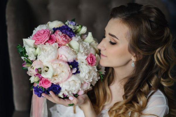 Свадебный букет - незаменимый аксессуар невесты