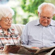 Дом пансионат для пожилых людей