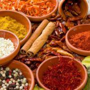 Карри-Индийское блюдо