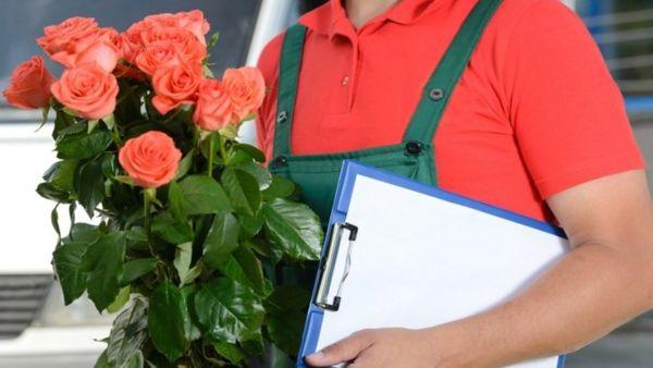 Бесплатная доставка цветов Москва