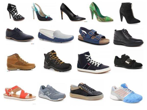 Дропшиппинг обувь Украина